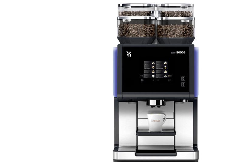WMF 8000s koffiemachine