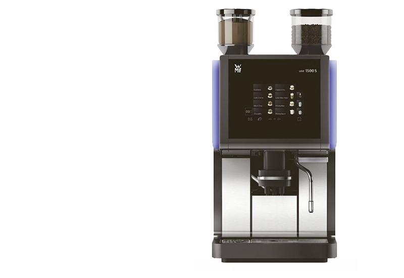 WMF 1500s koffiemachine