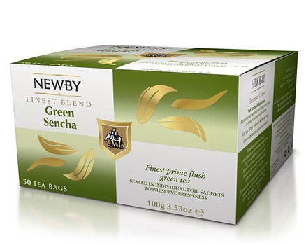 Newby Teas Green Sencha