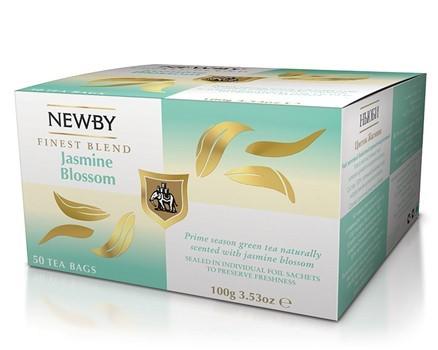 Newby Teas Jasmine Blossom