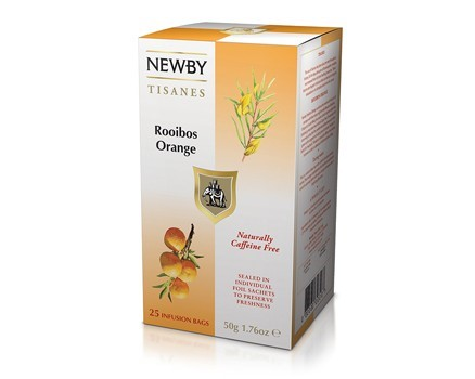 Newby Teas Rooibos Orange