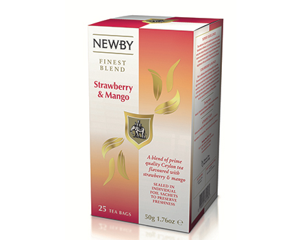 Newby Teas Strawberry Mango