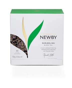 Newby Teas - Darjeeling