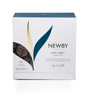Newby Teas - Earl grey