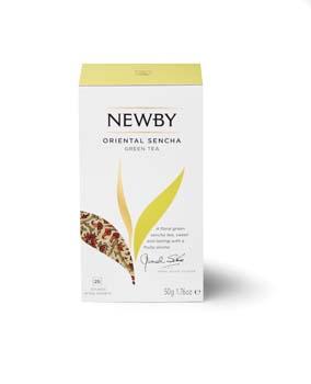 Newby Teas Oriental Sencha